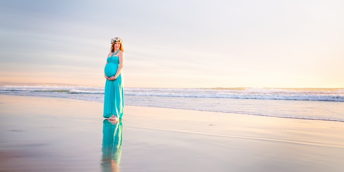 Coronado Beach Maternity Session Hotel Del Coronado Sarah Peterson Photography