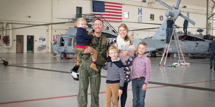 San Diego Military Homecoming