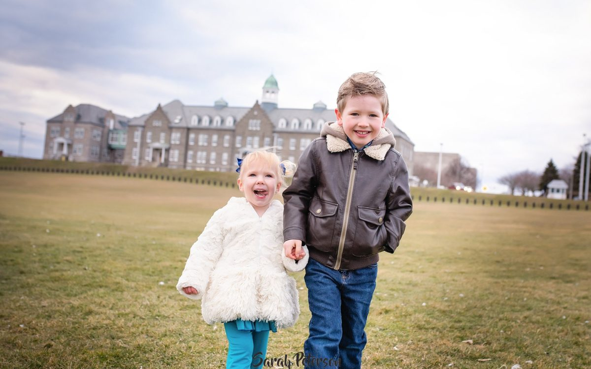 Newport RI | Naval War College | Family Photographer