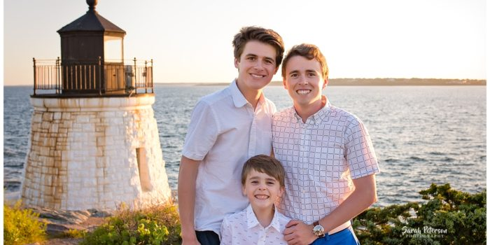 Home from College {Family Summer Session}