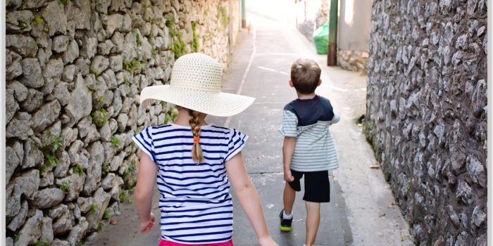 Bucket List | Capri, Italy | Traveling with Kids
