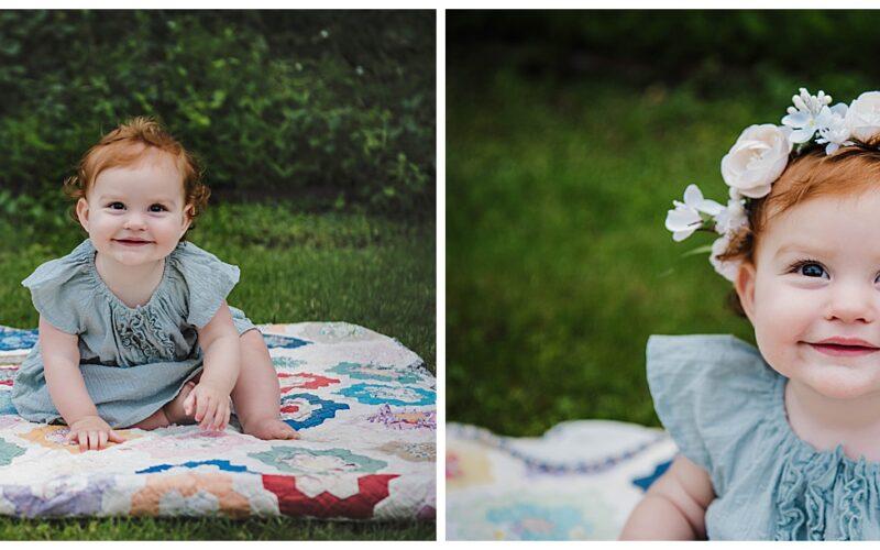Birthday Girl | Turning ONE | Milestone Photo Session